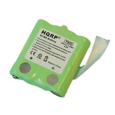 HQRP Battery for Uniden BP BP-38 GMR FRS 2 Way Radio