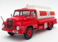 Deagostini 1/43 Scale TR56 - MAN Diesel Tanker Truck - Esso Red/White