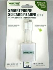Moultrie Smartphone SD Card Reader GEN 2 iPhone Android Photos Data