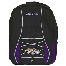 BALTIMORE RAVENS SCRIMMAGE BACKPACK NEW & OFFICIALLY LICENSED