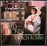 Aled Jones Diolch A Chan [1983] EXCELLENT LP