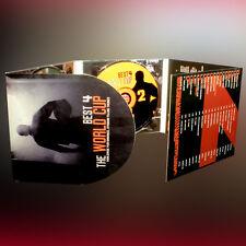 Mejor 4 The Copa Del Mundo - Estadio Relleno Themes - música cd álbum X 2