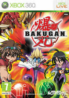 Videogame Bakugan - Battle Brawlers XBOX360