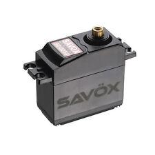 SAVOX Radiocomando Digitale ad alta coppia Metal Gear servo 7.2 KG SC0254