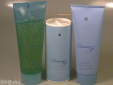 Avon DREAMLIFE 3 Pc. PERFUMED BATH SET SHOWER GEL -SHIMMERING TALC - BODY LOTION
