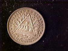 NICARAGUA 10 CENTAVOS 1887-H