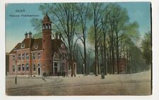 Netherlands, Zeist, Nieuwe Postkantoor Postcard, B147