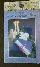 Graduation Party Invitations with Bible verse>Proverbs 3:6