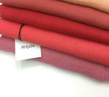*US* *PREMIUM* Hijab/Scarf Viscose Wrap Shawl (Multiple COLORS) (190 cm x 85 cm)