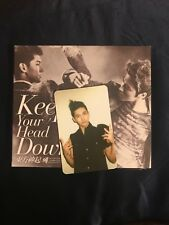 Keep Your Head Down by TVXQ (Changmin/Max photocard)