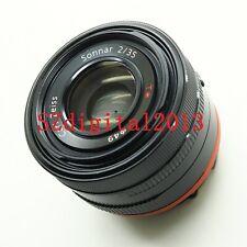 Lens Zoom Unit For Sony Cyber-shot DSC-RX1 DSC-RX1R Repair Part Black NO CCD