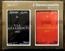 Renato Zero – Via Tagliamento 1965 /1970 - Musicassette Nuove Sigillate 1982
