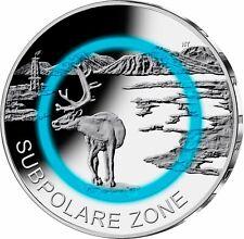 5 Euro Gedenkmünzen Deutschland 2020 Subpolare Zone VERSANDFREI