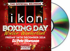 Pete Monsoon - IKON (Boxing Day 2014) @ Riverside, Newcastle / Wigan Pier 051