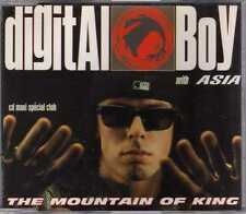 Digital Boy with Asia - The Mountain Of King - CDM - 1994 - Eurodance Panic Rec