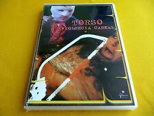 TORSO VIOLENCIA CARNAL / Carnal Violence - Sergio Martino - Precintada