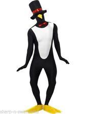 Costumi e travestimenti nero vestito per carnevale e teatro da uomo taglia 42