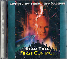 SC - STAR TREK - FIRST CONTACT (Motion Picture Score) - Jerry Goldsmith