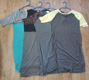 4 Lularoe Dresses