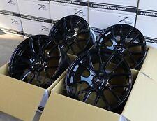Z-Performance ZP1 ZP.01 Gloss Black Felgen 8 + 9x 19 Zoll für BMW 2er F22 / F23