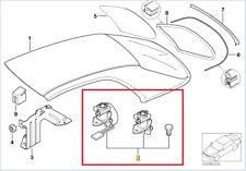Original BMW Hardtop-Vorbereitung Nachrüstsatz 3er Cabrio E46 54217146749 Neu