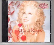 (HG626) Bette Midler, Bette Of Roses - 1995 CD