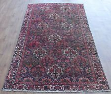 Persian Traditional Vintage Wool 295cmX146cm Oriental Rug Handmade Carpet Rugs