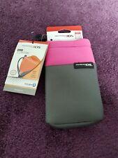 Nintendo DS Licensed Neon Toggle Case - Pink (Nintendo 3DS/DSi XL/DSi/DS Lite)