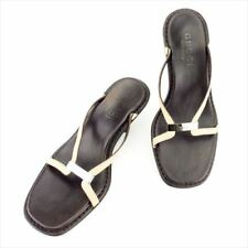 GUCCI Sandals Woman Authentic Used T7215