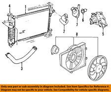 FORD OEM 05-14 Mustang-Fan Module DR3Z8C607B