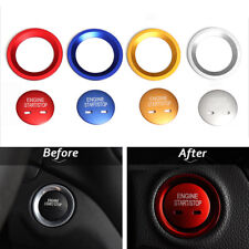 For Cadillac XT5 CT6 XTS CTS SRX Engine Start Stop Ignition Button Cover Trim