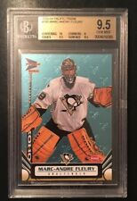 Marc-Andre Fleury 2003-04 BGS 9.5 Pacific Prism RC Rookie #'d 917/975 Knights