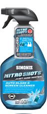 NITROSHOTS™ AUTO GLASS & SCREEN CLEANER