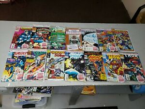Marvel Comic Lot Of 14 books all new in polybags,ghost rider,punisher
