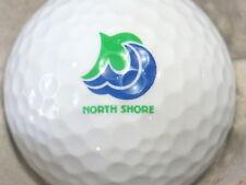 (1) North Shore Golf Course Logo Golf Ball