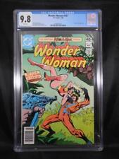Wonder Woman #267    CGC 9.8    White Pages    Animal Man App