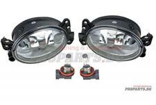 MERCEDES W211 W164 W209 W169 SPOT FOG LIGHTS LAMPS SET WITH BULBS PAIR