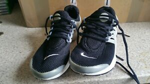 Nike Air 'Presto' Black + White UK Size 5.5 Women's Trainers 848132-010  2015