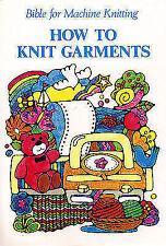 Other Machine Knitting