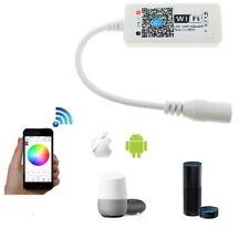Mini WIFI WLAN LED RGBW Controller 9V-12V Stripe Streifen Band Leiste Steuerung