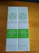 Amaira skincare 2 bottles 2023 expiration