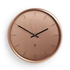 Umbra 1004385 880 Meta Horloge cuivre 31 75 x 3 93 cm