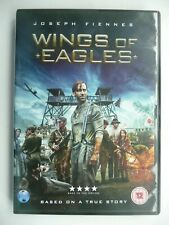 Wings Of Eagles (DVD, 2018) Stephen Shin/Michael Parker, Joseph Fiennes