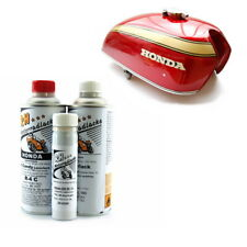 Honda CB 750 Four K0 - K2 Dax Monkey Lacksatz Candy Ruby Red Paint