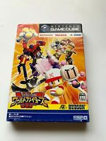 Nintendo GameCube Dream Mix TV World Fighters HUDSON JAPAN GC NTSC-J (Japan)