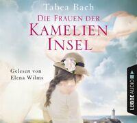 TABEA BACH - DIE FRAUEN DER KAMELIEN-INSEL ,ELENA WILMS  6 CD NEU