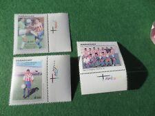PARAGUAY TEAM 1998 FIFA FOOTBALL WORLD CUP STAMP SHEET Mint Scott# 2575 A502