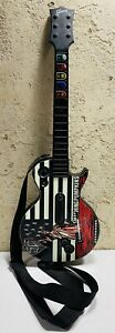PlayStation 3 Gibson Smashing Pumpkins Wireless Guitar Controller PS3 No Dongle