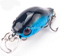 Fishing Lure 5.5CM 8G pesca hooks fish wobbler tackle crankbait artificial