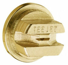 New TeeJet BRASS Spray Nozzle 11002 Carpet Cleaning Wand w/ Gasket Assembly